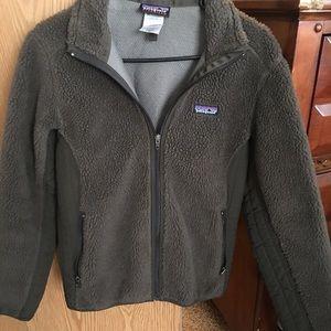 Women's Patagonia Synchilla Jacket (Brown)